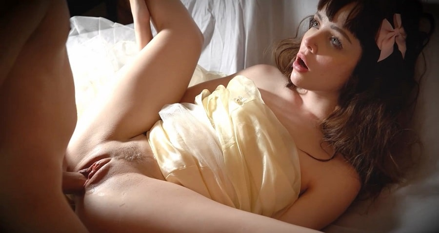 young Aliya Brynn