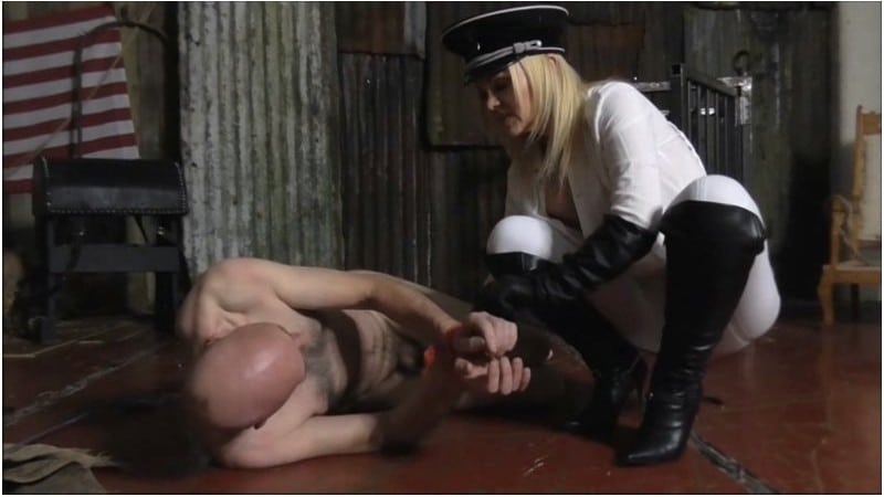 Frankie Babe - Teased, Tied and Tortured | Boot domination