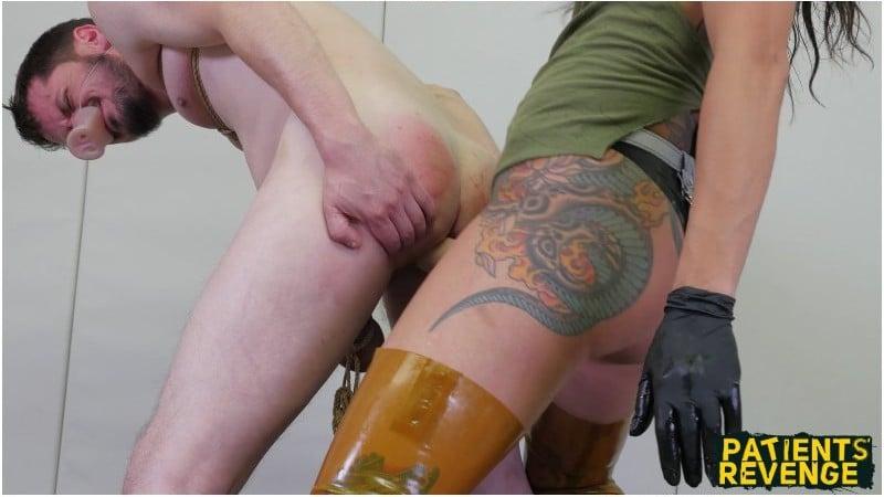 Patients Revenge - Nurse Holl - Total Ruin | Medical Femdom