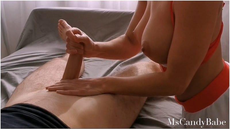 MsCandyBabe - Sexy Busty Nurse Hanjob   Pornhub